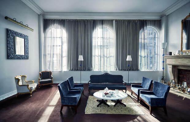 上質な貴賓室をご親族様のための控室