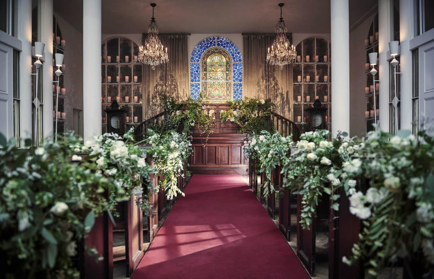 挙式会場|音の教会